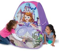 amazon disney classic hideaway playhut sofia
