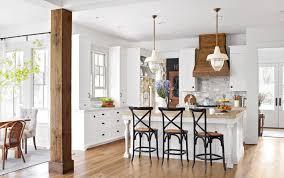 farmhouse kitchen ideas 20 farmhouse kitchens for fixer style industrial flare