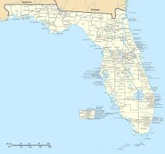 Map Of Flirida Popular 219 List Map Of Florida Cities And Towns