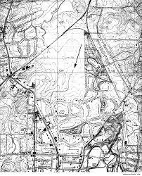 City Of Atlanta Map by G W Collier House