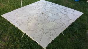 Patio Table Top by Fail Patio Table Top Replacement 5 Steps With Pictures