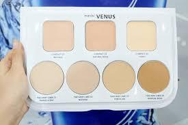 Bedak Marks Venus Two Way Cake an affordable powder for everyday use marcks venus compact powder