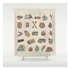 Element Of Beast Science Shower Curtain Crazydog T Shirts Chase Your Dreams Unless They Have Zombies Shower Curtain