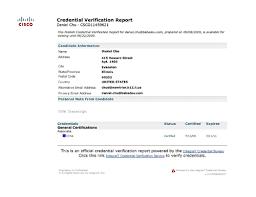 Ccnp Resume Sample For Freshers by Daniel Jesse Chu Professional Details Online Resume