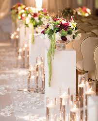 18 Contemporary And Elegant Vase 18 Pretty Ways To Decorate Your Ceremony Aisle