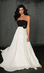 black and white dresses black and white formal dress fashionoah