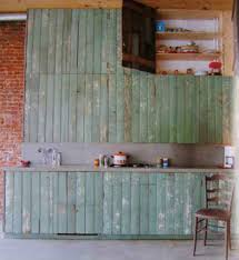 Salvaged Kitchen Cabinets Reclaimed Wood Kitchen Cabinets Marceladick