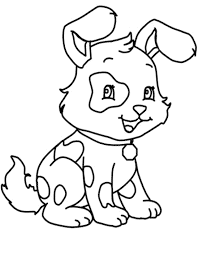 fire dog coloring pages funycoloring
