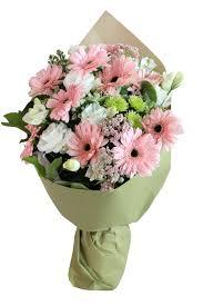gerbera bouquet pink gerbera bouquet