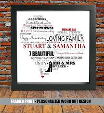40 year anniversary gift ideas ruby wedding anniversary gifts for parents th gift ideas australia