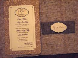 Wedding Invitations Rustic Looking For Rustic Vintage Wedding Invitations Weddingbee