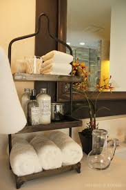 bathroom at the 2014 hgtv dream home need this shelf for guest