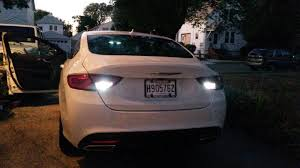 2015 Chrysler 200s Interior Installed Some Hyperwhite Leds