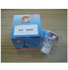 microscope fiber optic light source 5pcs lot for osram hlx 64653 24v250w elc halogen l endoscope