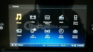 latest cool gadgets u2013 review sony icf cl75ip dream machine clock
