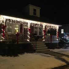 Christmas Lights On House by Christmas Lights On Houses In Beacon 2017 U2014 A Little Beacon Blog