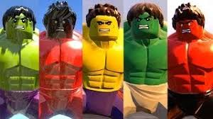 abomination red hulk bomb transformation lego marvel super