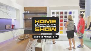 home show septiembre 1 4 u2022 miami beach convention center youtube