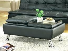 grey leather storage ottoman grey leather ottoman grey leather storage ottoman coffee table