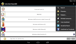 min interno quiz quizdroid concorsi android apps on play