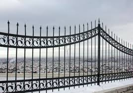 ornamental aluminum fencing vs ornamental iron fencing powers