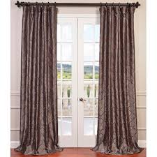 Slate Grey Curtains Shocking Xin Xcm Charcoal Slate Grey Faux Silk Eyelet Curtains