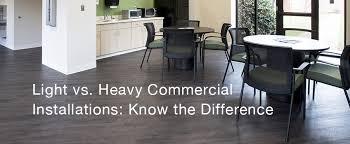 luxury vinyl flooring in commercial settings part one novafloor