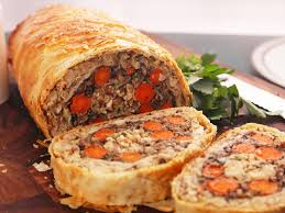 thanksgiving roast beef recipe the food lab introducing vegetables wellington the plant based