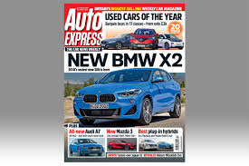 this week u0027s issue of auto express auto express