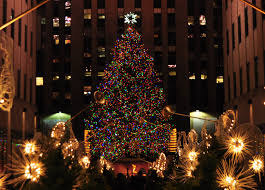 the most beautiful christmas tree christmas lights decoration