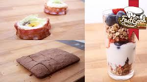 cuisine pour les petit recettes rapides pour le petit déjeuner