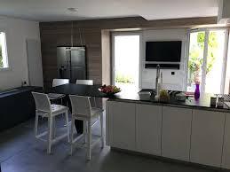 cuisine original cuisine en ilot bar cuisine ikea captivant table de