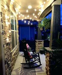 Porch Ceiling Lights Porch Ceiling Lighting Ideas Outside Patio Natural White Flexible