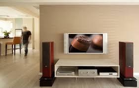Tranquil Modern Home Theater Design Ideas Interior design