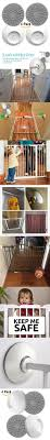 Large Pressure Mounted Baby Gate Best 25 Best Baby Gates Ideas On Pinterest Baby Gates Stairs