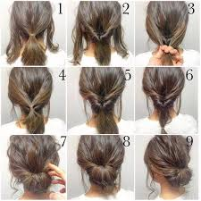 wedding hairstyles step by step instructions best 25 updo hairstyles tutorials ideas on pinterest long hair