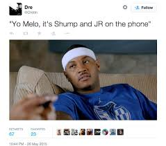 carmelo anthony memes crown the cavs trip to nba finals photos