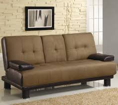 Mid Century Modern Convertible Sofa by Elegant Room With Neutral Wall Also Modern Convertible Sofa With