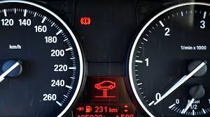 bmw 3 series warning lights bmw brake warning message cause and fix youtube