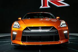 nissan gtr katsura orange 2017 nissan gt r first look review motor trend