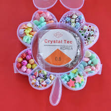 bracelet bead sets images Acrylic plastic children diy beads set box toys gift necklace jpg