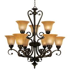 Home Depot Bronze Chandelier Yosemite Home Decor Florence Collection 9 Light Dark Venetian