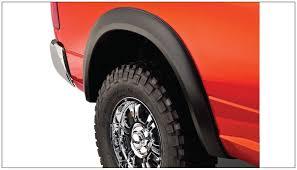 amazon com bushwacker 50914 02 dodge extend a fender flare set