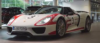 porsche 918 i was given after hours access to the first ever porsche 918