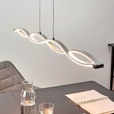 Esszimmer Lampe Ebay Led Hängeleuchte Tura Hängelampe Esstisch Esszimmer Wellenform