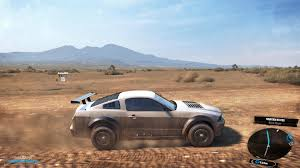 off road mustang driving around in u201cthe crew u201d beta u2013 the late night session