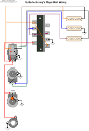 hermetico guitar wiring diagram guitar tech craig s mega switch