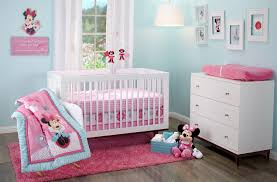 que Girls Kids Minnie Mouse Bedroom Deco Containing