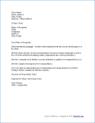 sample reference letter business character reference letter