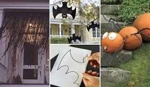 halloween decorations on a budget halloween decorations made at